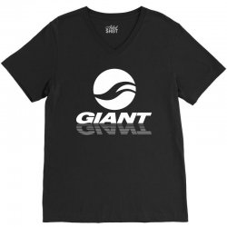 giant bike V-Neck Tee | Artistshot