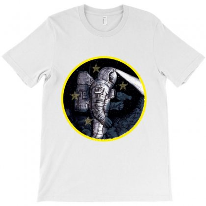 Space Travel T-shirt Designed By Bettercallsaul