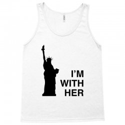 i'm with her Tank Top | Artistshot