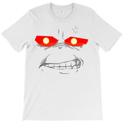 Angry Monkey T-shirt Designed By Emadaldeans
