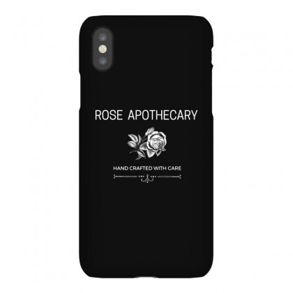 Rose Apothecary Logo Iphonex Case Designed By Willo