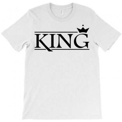 King T-shirt Designed By Emadaldeans