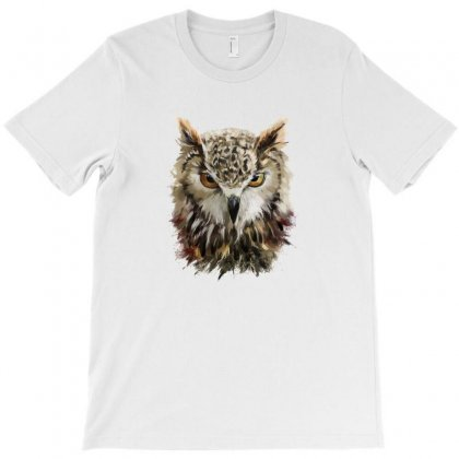 Owl T-shirt Designed By Medo20555452