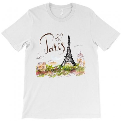 Paris T-shirt Designed By Medo20555452