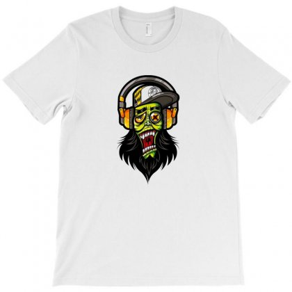 Rock Frankie T-shirt Designed By Medo20555452