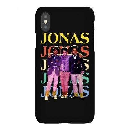 Jonas Brothers Vintage Iphonex Case Designed By Sengul