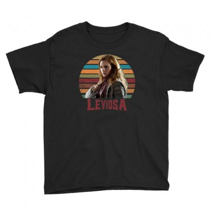 Hermione Granger Leviosa Youth Tee Designed By Sengul
