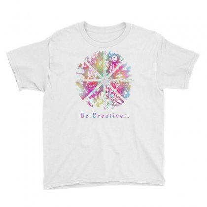 Creative Youth Tee Designed By Dr_shady