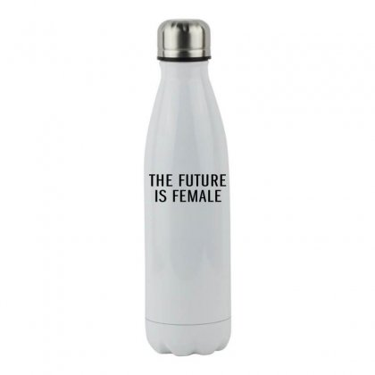 The Future Female Stainless Steel Water Bottle Designed By Hot Design