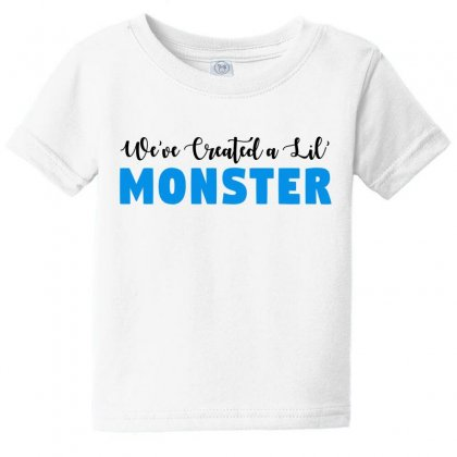 We've Created A Lil' Family Matching Adult Baby Tee Designed By Toweroflandrose