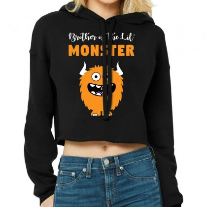 We've Created A Lil' Family Matching Brother Cropped Hoodie Designed By Toweroflandrose