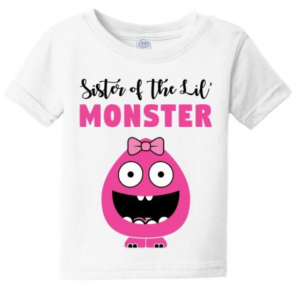 We've Created A Lil' Family Matching Sister Baby Tee Designed By Toweroflandrose