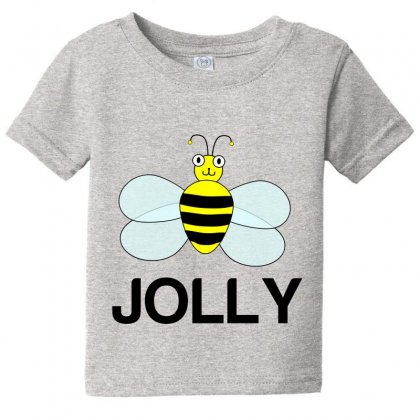 Be Jolly Baby Tee Designed By Perfect Designers