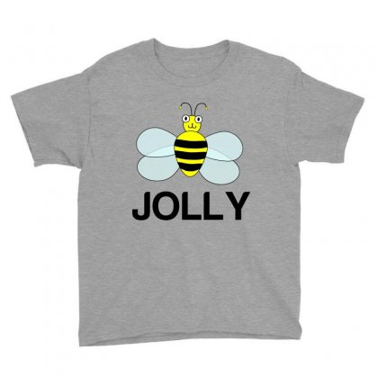 Be Jolly Youth Tee Designed By Perfect Designers