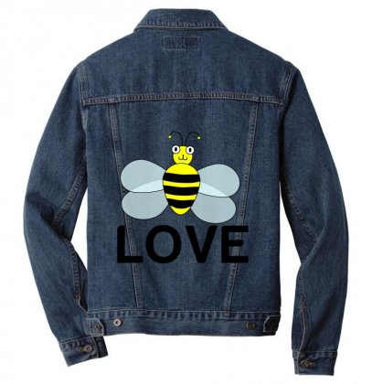 Be Love Men Denim Jacket Designed By Perfect Designers
