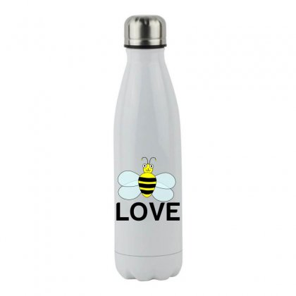 Be Love Stainless Steel Water Bottle Designed By Perfect Designers