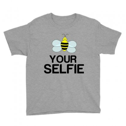 Be Your Selfie Youth Tee Designed By Perfect Designers