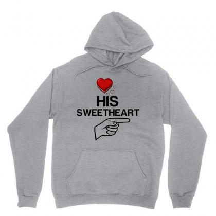 Couple His Sweetheart Unisex Hoodie