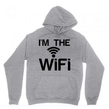 Couple I'm The Wifi Unisex Hoodie