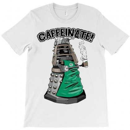 Caffeinate! T-shirt Designed By Teesclouds