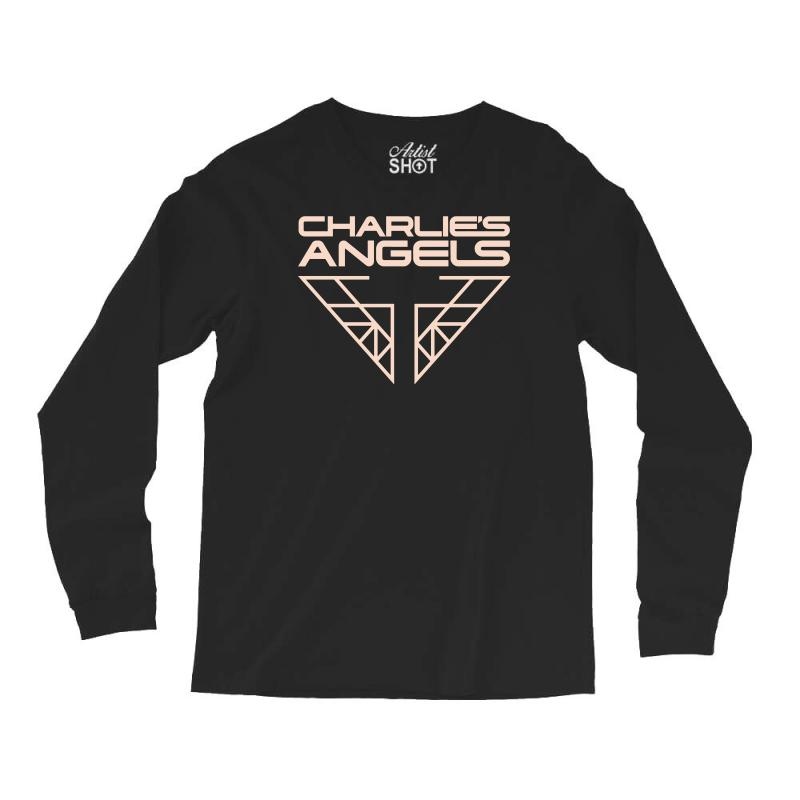 Charlie Angel's Logo Long Sleeve Shirts | Artistshot