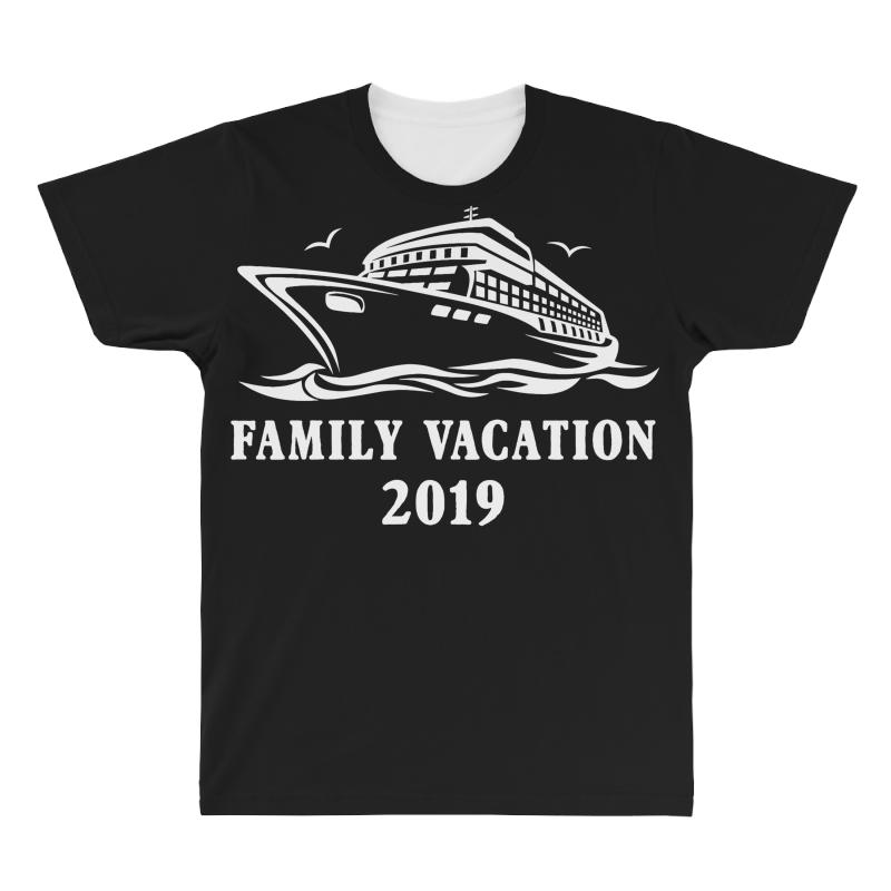 Family Vacation 2019 Family Matching All Over Men's T-shirt | Artistshot