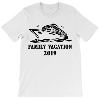 Family Vacation 2019 Family Matching T-shirt Designed By Toweroflandrose