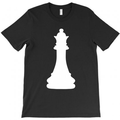 Chess Family Matching Queen T-shirt Designed By Toweroflandrose