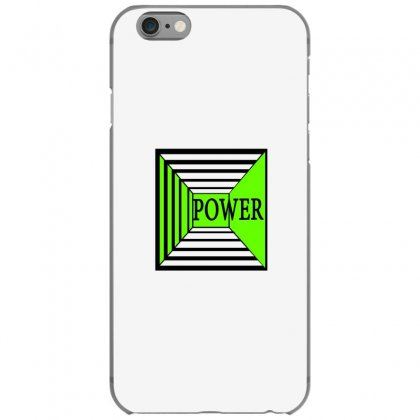 Power Shirt Iphone 6/6s Case Designed By Lulu50