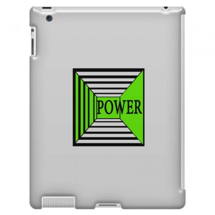 Power Shirt Ipad 3 And 4 Case Designed By Lulu50