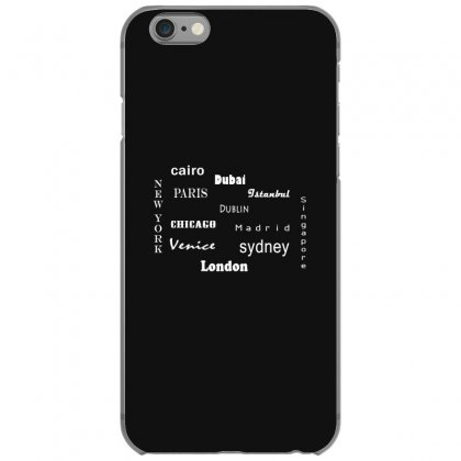 Famous Cities Iphone 6/6s Case Designed By Lulu50
