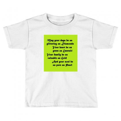 Poetry Toddler T-shirt Designed By Lulu50