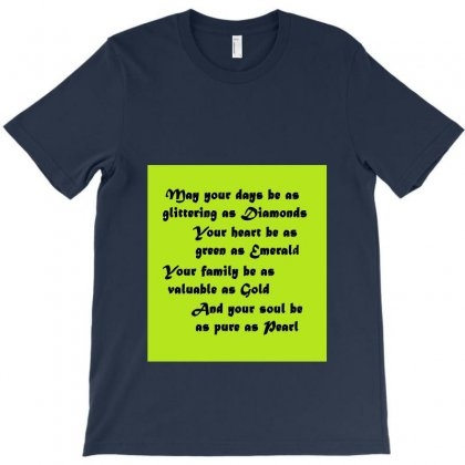 Poetry T-shirt Designed By Lulu50