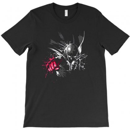 Anime Boy T-shirt Designed By Disgus_thing