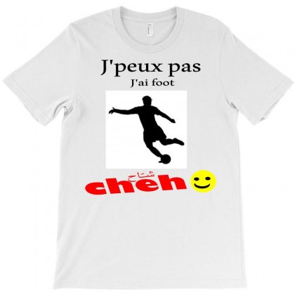 Cheh Foot 1 T-shirt Designed By Nowlam