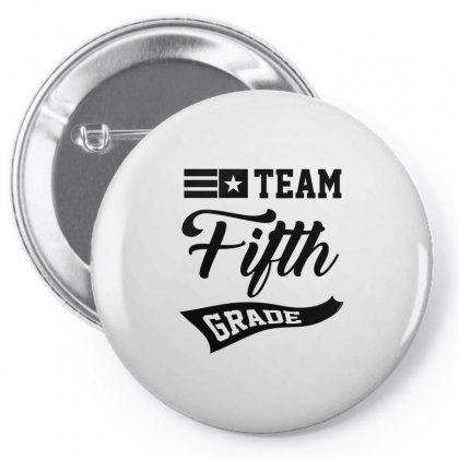 Team Fifth Grade Pin-back Button Designed By Ale C. Lopez