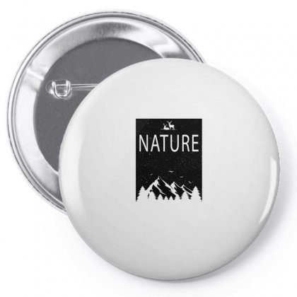 Nature For Light Pin-back Button Designed By Gurkan