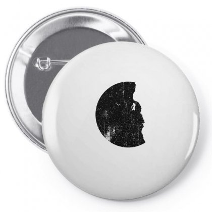 Climb For Light Pin-back Button Designed By Gurkan