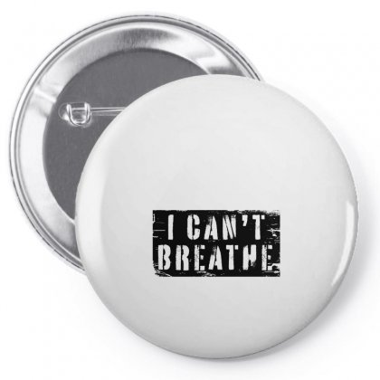 I Can't Breathe For Light Pin-back Button Designed By Seda