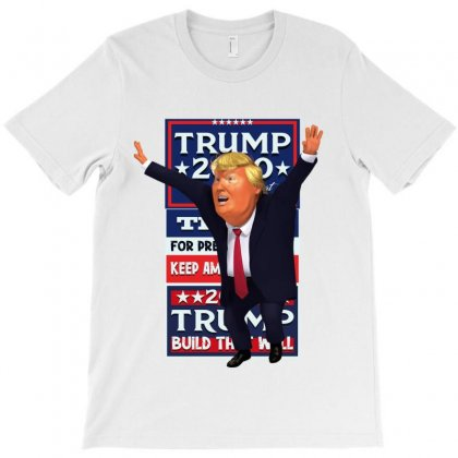 Trump Campaign 2020 T-shirt Designed By Tiococacola