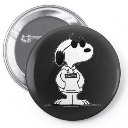 Cool Dog Pin-back Button Designed By Disgus_thing