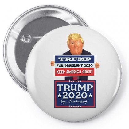 Donald Trump Keep America Great Pin-back Button Designed By Tiococacola