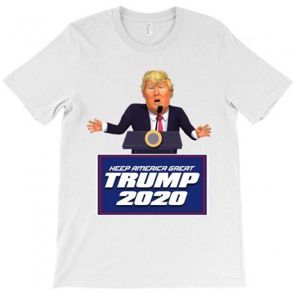 Trump's  Victory Speech T-shirt Designed By Tiococacola