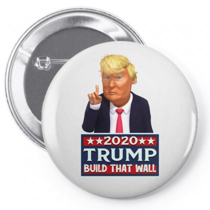 One Nation, Trump Nation Pin-back Button Designed By Tiococacola