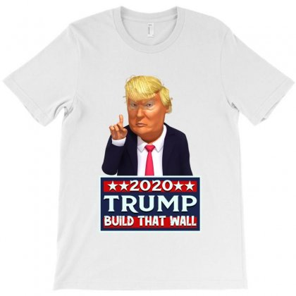 One Nation, Trump Nation T-shirt Designed By Tiococacola
