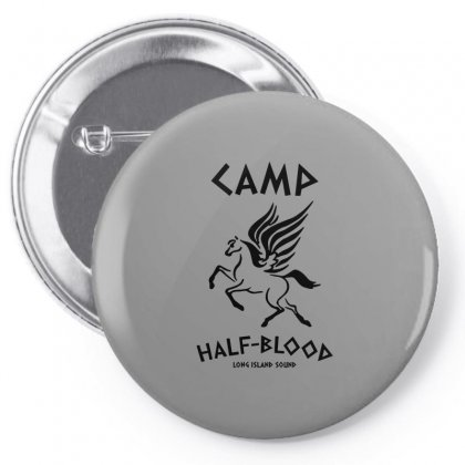 Half Blood Pin-back Button Designed By Titis