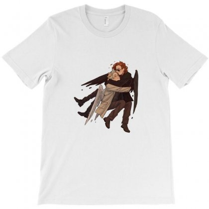 Ineffable Husbands T-shirt Designed By Titis