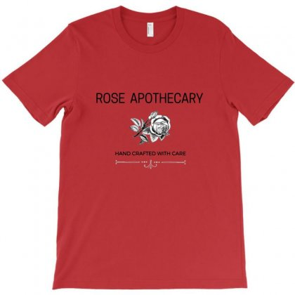 Rose Apothecary Logo T-shirt Designed By Titis