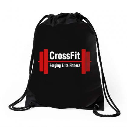 Crossfit Forging Elite Fitness Drawstring Bags Designed By Viral Style