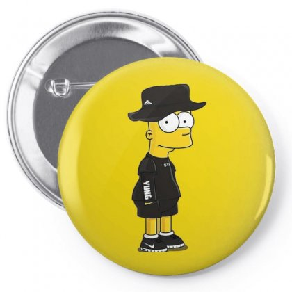 Bartman Pin-back Button Designed By Disgus_thing